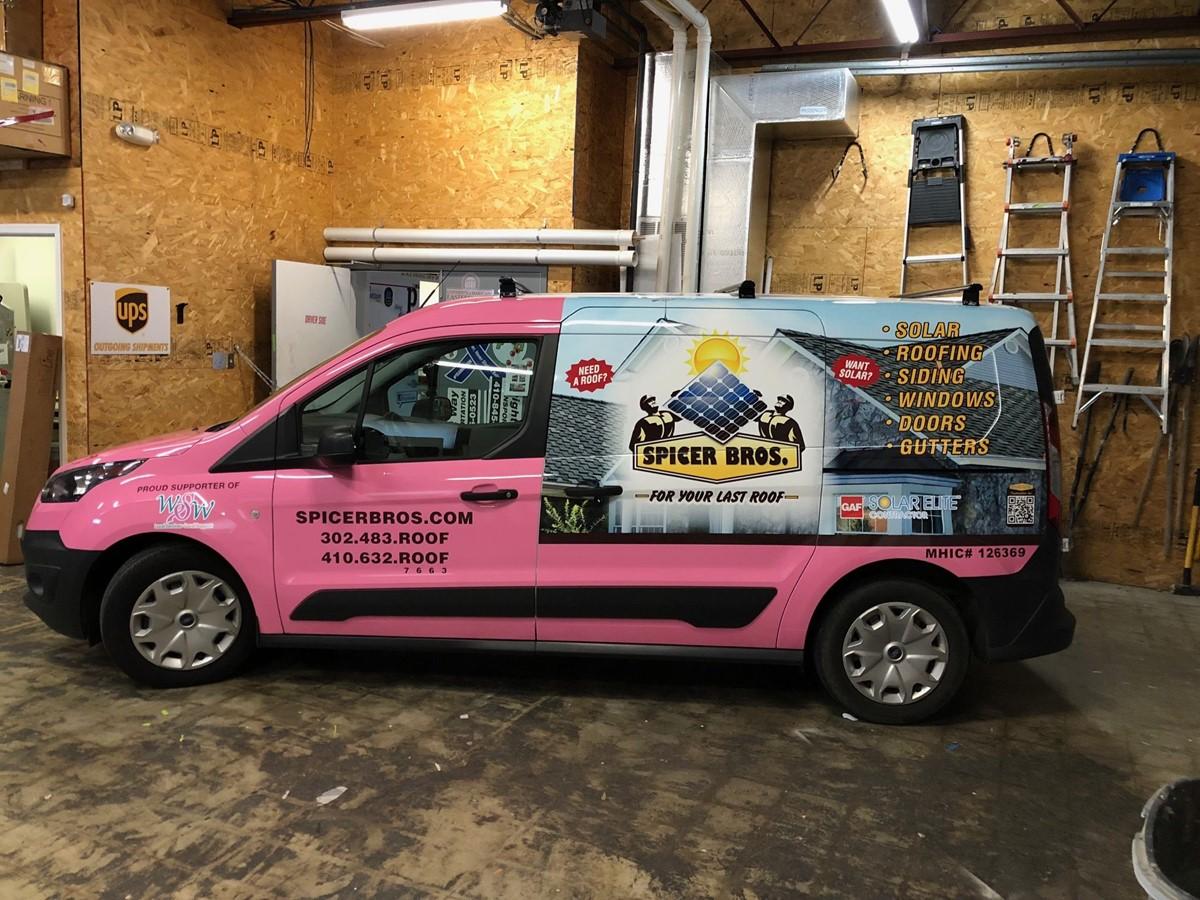 Custom Vehicle Wraps & Graphics | Signs By Tomorrow Salisbury