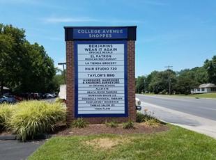 Pylon Signs | Property Management