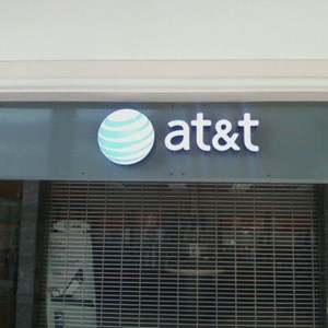 AT&T Lighted Channel Letters