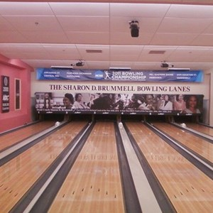 Complete Signage for UMES Bowling Alley