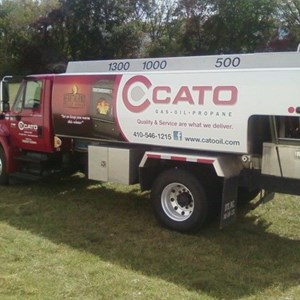 Cato Full Color Tanker Graphics