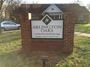 Arlington Oaks Monument