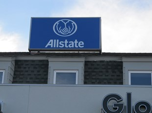 Allstate Light Box