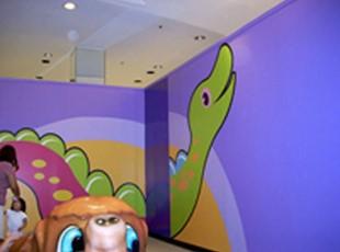 Fun Play Area Wall Graphics