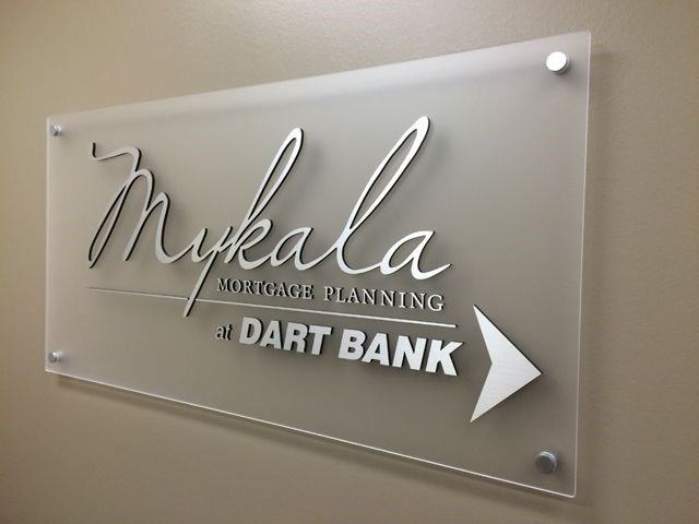 Acrylic Promotional Signage Amp Displays Signs By Tomorrow