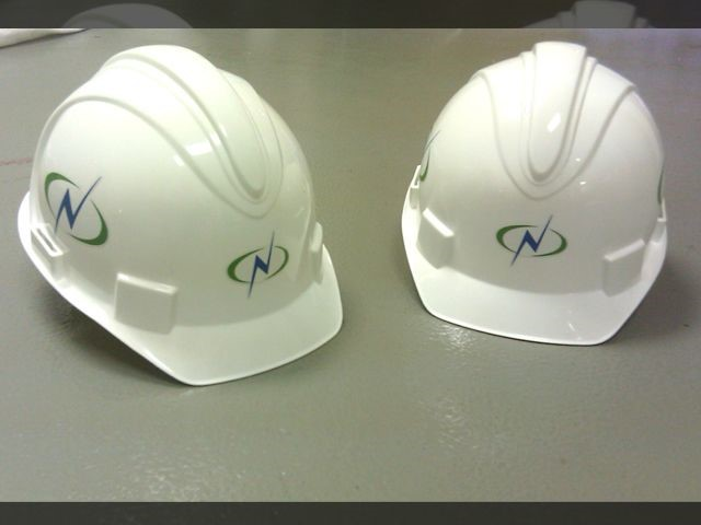 Hard Hat Decals