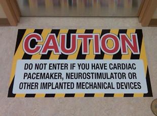 Hospital Floor Graphics