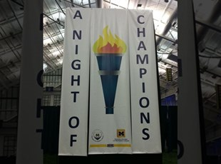 Night of Champions Banners