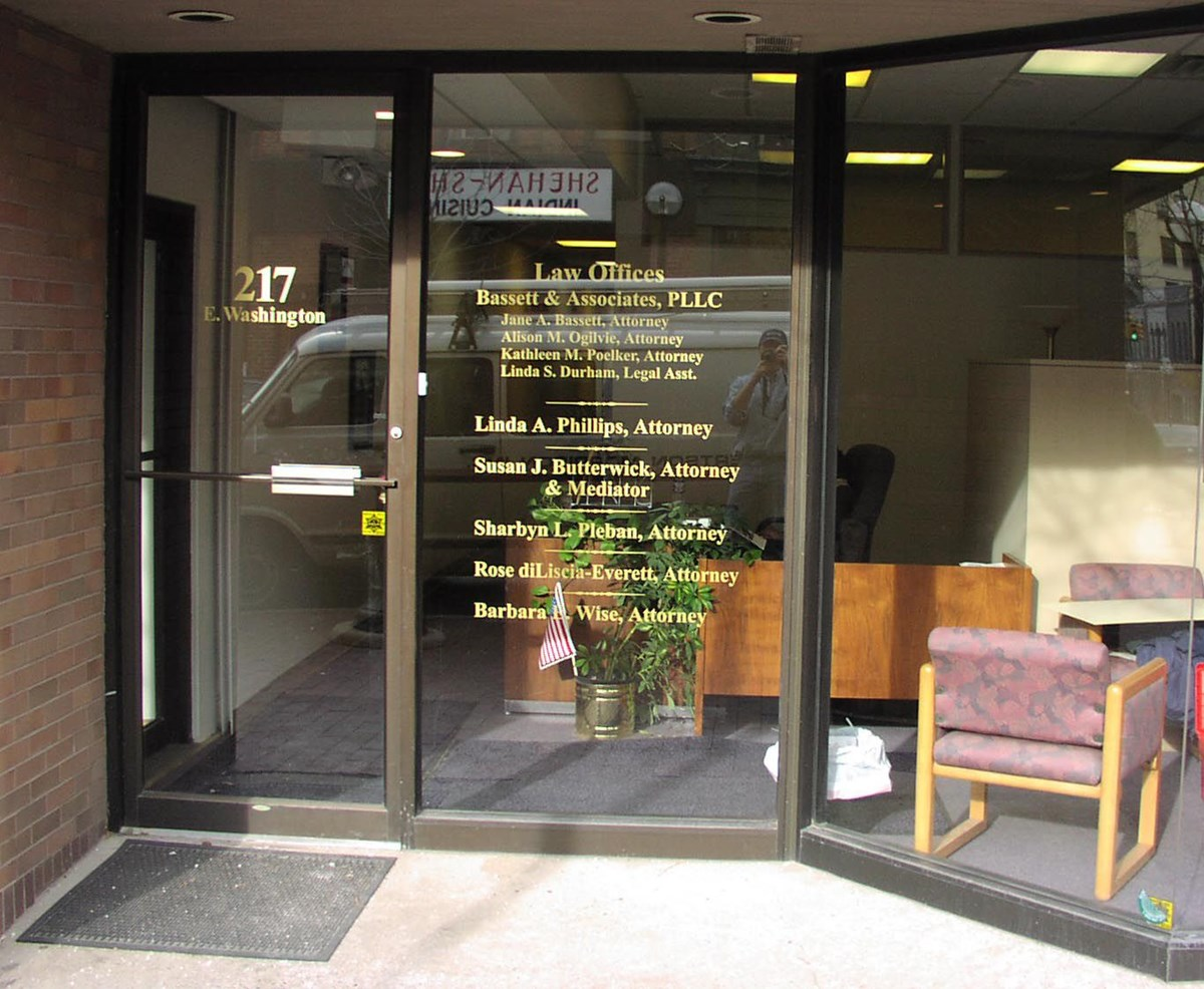 Outdoor Vinyl Graphics Lettering Signs By Tomorrow Ann Arbor