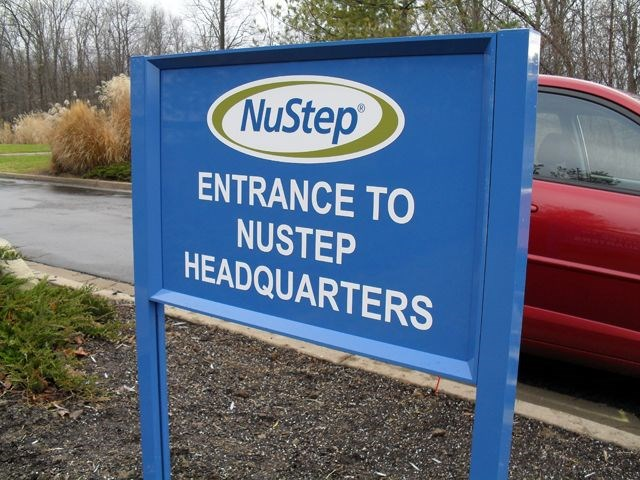 NuStep Architectural Post & Panel