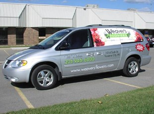 Full Color Van Graphics