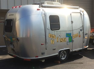 Airstream Trailer Graphics