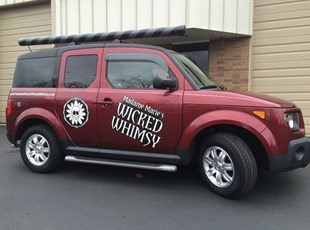 Wicked Whimsy Vehicle Graphics