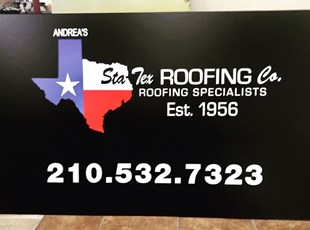 Wooden & Routed Signs | Metal Signs | Construction | San Antonio, TX