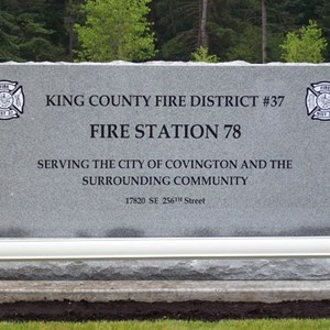 Covington Fire Station