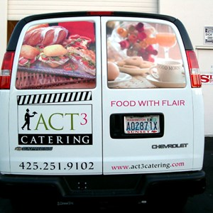 Act 3 Catering Van