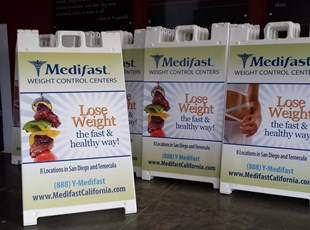 Medifast A-Frame
