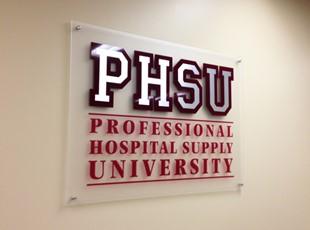 PHSU Acrylic