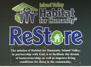 acrylic on standoffs, habitat for humanity, temecula, signs by tomorrow, murrieta