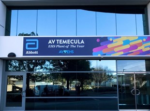 banner frame, stand, abbott, temecula, signs by tomorrow, murrieta, inland valley, southern california
