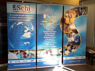 banner stand, frame, sehi, san clemente, signs by tomorrow, murrieta, inland valley, southern california