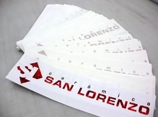 San Lorenzo Decals
