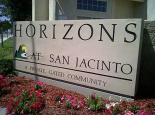 San Jacinto Horizons