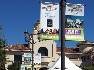temecula valley, pole banner, outdoor, signs by tomorrow, murrieta, inland valley, southern california