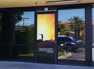 Church Window Graphics