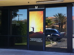 Church Window Graphics