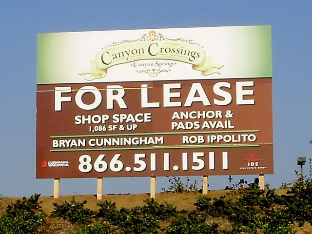 Developer Sign