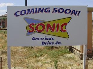 Sonic Coming Soon