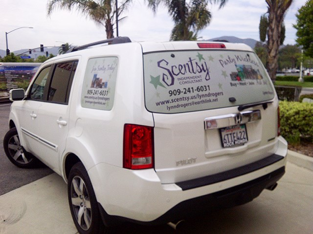 Vehicle Lettering Amp Graphics Signs By Tomorrow Temecula