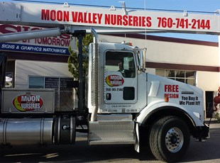Moon Valley Crane graphics