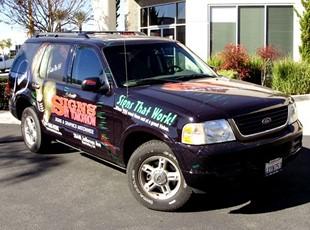 SBT Company Vehicle