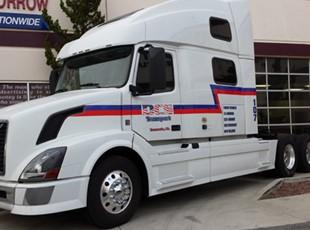 Vehicle Lettering_DCS Transport