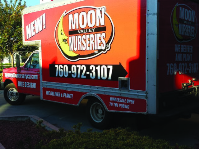 Moon Valley Box Truck
