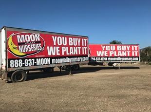 Vehicle Wrap Moon Valley Pomona