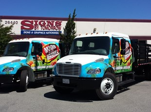 Vehicle Wraps Signs By Tomorrow Temecula Murrieta