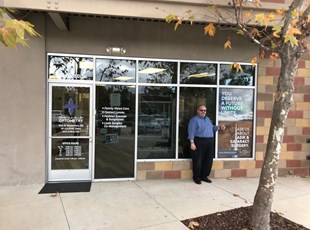 Vinyl Lettering & Graphics | Healthcare | Temecula Valley Optometry