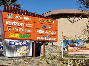Monument Signs | Pylon Signs | Retail | Murrieta, CA