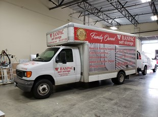 Vehicle Wraps | Property Management | Temecula Murrieta
