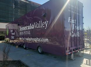 Vehicle Wraps   Healthcare   Temecula Valley