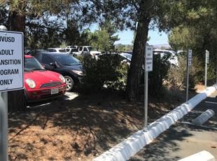 Parking Signs Murrieta Summit