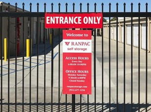 Parking Signs & Street Signs | Metal Signs | Murrieta
