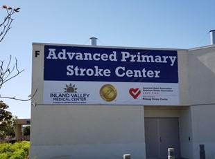 Vinyl Banner | Healthcare | Inland Valley Medical Center |Wildomar