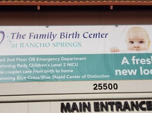 Vinyl Banners | Healthcare | Murrieta