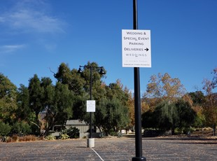 Directional Signs | Temecula Valley Wine Country | Hospitality