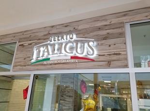 Illuminated Dimensional Lettering & Logos | Interior Dimensional Lettering & Logos | Restaurant | Temecula Promenade Mall