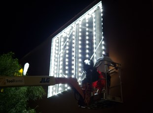 Lightbox LED Conversion | Juice It Up | Murrieta